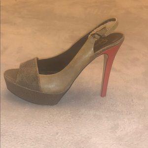 Jessica Simpson Platform Heels-Offer/Bundle toSave